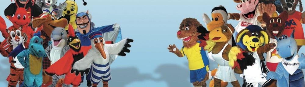 Kostüm Herstellung Individuell oder aus einem Kostümshop, Promotion Figuren, Walking Act, Tierfiguren oder Lauffiguren