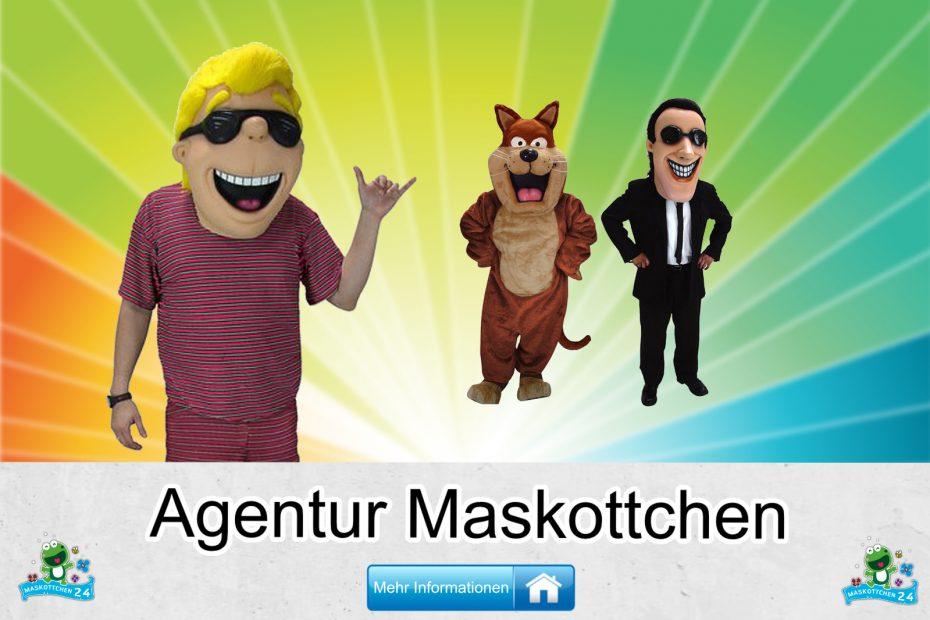 Agentur Kostüme Maskottchen Karneval Produktion Firma Bau
