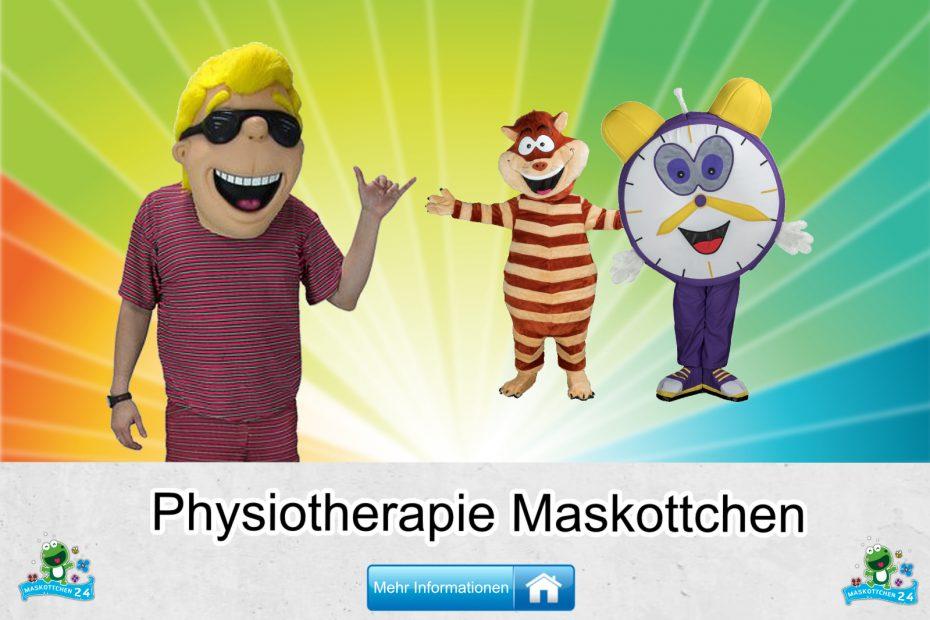 Physiotherapie Kostüme Maskottchen Karneval Produktion Firma Bau
