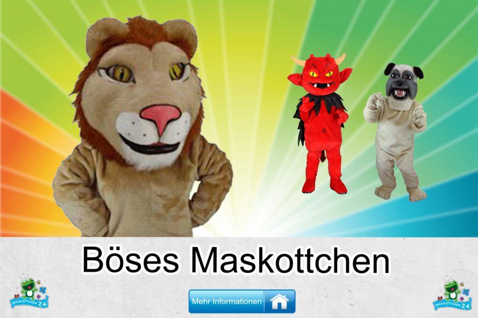 Boeses-Kostueme-Maskottchen-Karneval-Produktion-Firma-Bau