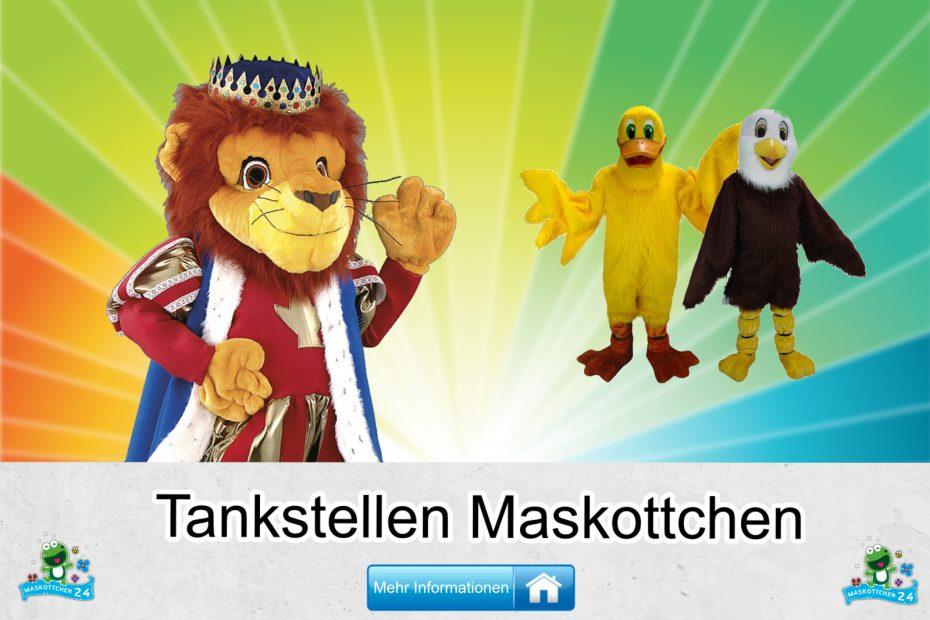 Tankstellen-Kostueme-Maskottchen-Karneval-Produktion-Firma-Bau