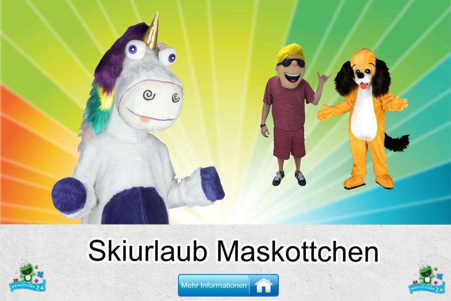 Skiurlaub-Kostueme-Maskottchen-Karneval-Produktion-Lauffiguren