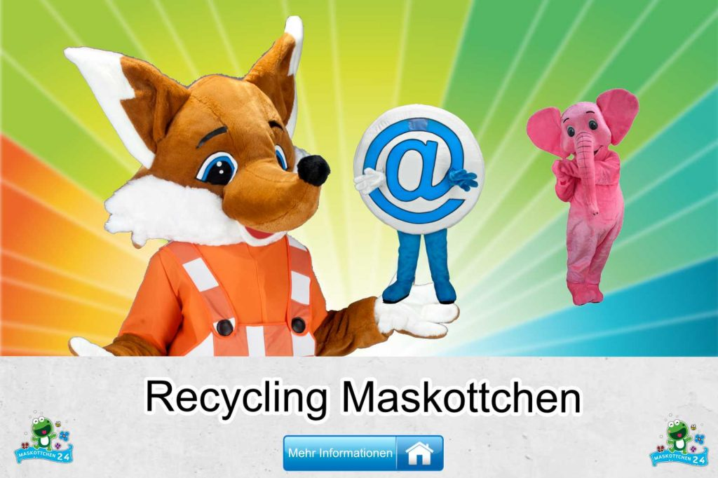 Recycling-Kostuem-Maskottchen-Guenstig-Kaufen-Produktion