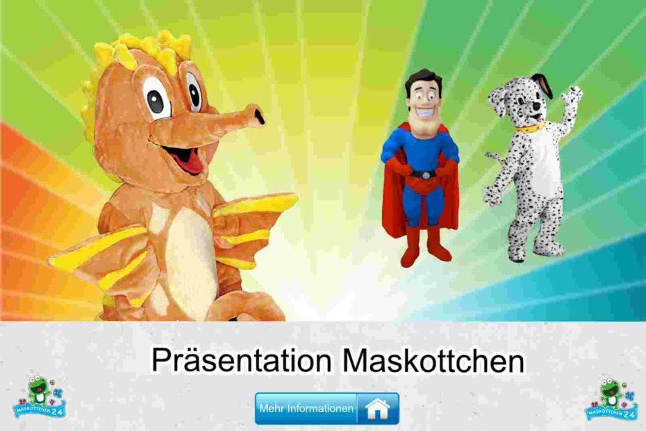 Praesentation-Kostuem-Maskottchen-Guenstig-Kaufen-Produktion